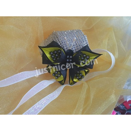 Butterfly6 hair clip/bros