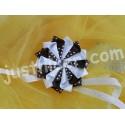 Big wind wheel2 hair clip/bros